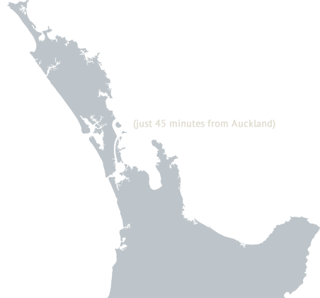 Location of Takatu Lodge